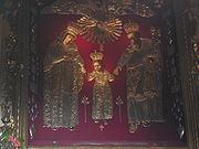 Cudowny obraz �wi�tej rodziny w sanktuarium �w. J�zefa