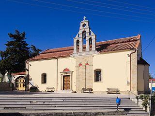 Agia Varvara, Heraklion Place in Greece