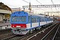 АЧ2-087, Россия, Москва, станция Москва-Каланчёвская (Trainpix 115126).jpg
