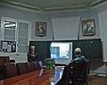 Астрономічна обсерваторія Київського університету, лекціонна зала.jpg