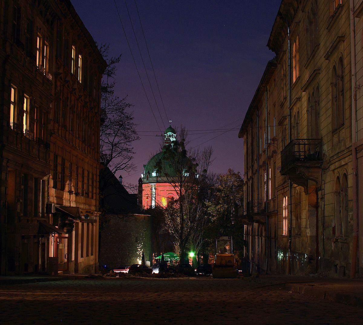 Вулиця Лисенка (Львів) — Вікіпедія a4323c24d7dc1