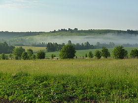 Image result for северные увалы вологодская область
