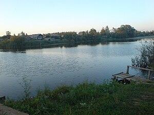 Sanchursky District - Morozikha River in Votchina, Sanchursky District
