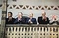 """Глядачі спостерігають за дійством """"Слово про Ігорів похід"""", Новгород-Сіверський, 2004 р.jpg"""
