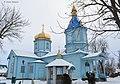 Гоголів. Дерев'яна церква Різдва Богородиці. 1863 р.jpg