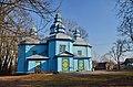 Горбулів. Миколаївська церква - шедевр народної архітектури. 1746 рік.jpg