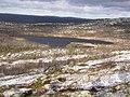 Г. Калкупя, озерко на вершине - panoramio.jpg
