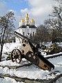 Катерининська церква і гармата на валу.jpg