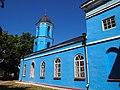 Колокольня Архангело-Михайлівської церкви в с. Пересічному.JPG