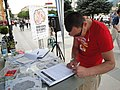 МК избори 2011 02.06. Битола - караван Запад (5789759145).jpg