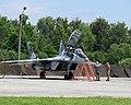 Майбутні аси Повітряних Сил приборкують винищувачі (26144656259).jpg