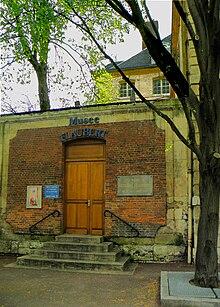 Casa natale di Flaubert a Rouen