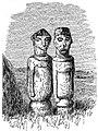 Народоведение. Т. I - Предполагаемые идолы из Убуджве.jpg