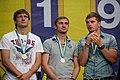 Олег Шелаев, Андрей Воробей, Владимир Лысенко (6498896527).jpg