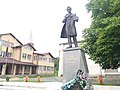 Пам'ятник Т.Шевченкові, Отинія, вул. Свободи 1.jpg