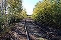 Пуць паміж станцыяй Брэст-Паўднёвы і раз'ездам Пугачова - panoramio.jpg