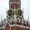 Спасская башня, ее часы крупным планом.jpg