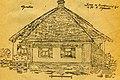 Старі хати Харкова. 1922. №08. Хата по Основянській вул., ч. 70, в Харькові.jpg