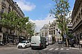 Улица Тронше (rue Tronchet), вид в сторону улицы Обер - panoramio.jpg