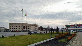 Romaniv Urban locality in Zhytomyr Oblast, Ukraine