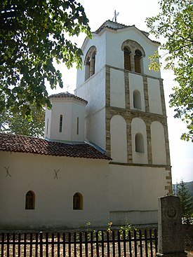 L'église de l'Ascension à Kožetin