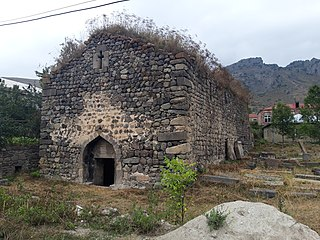Verishen Place in Syunik, Armenia