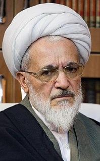 Asadollah Bayat-Zanjani Iranian grand ayatollah