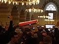صلاة الجنازة على الشيخ حارث الضاري في مسجد الحسين بن طلال في حدائق الحسين بعمان 06.JPG