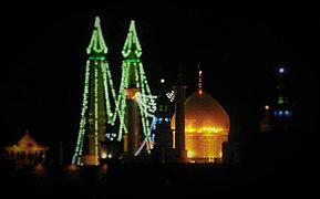 عکس حرم حضرت معصومه سلام الله علیها 03