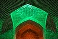 مسجد کاروانسرای دیر گچین که در محل چهارطاقی قدیم دیر ساخته شده - جاذبه های گردشگری استان قم - میراث ملی 05.jpg