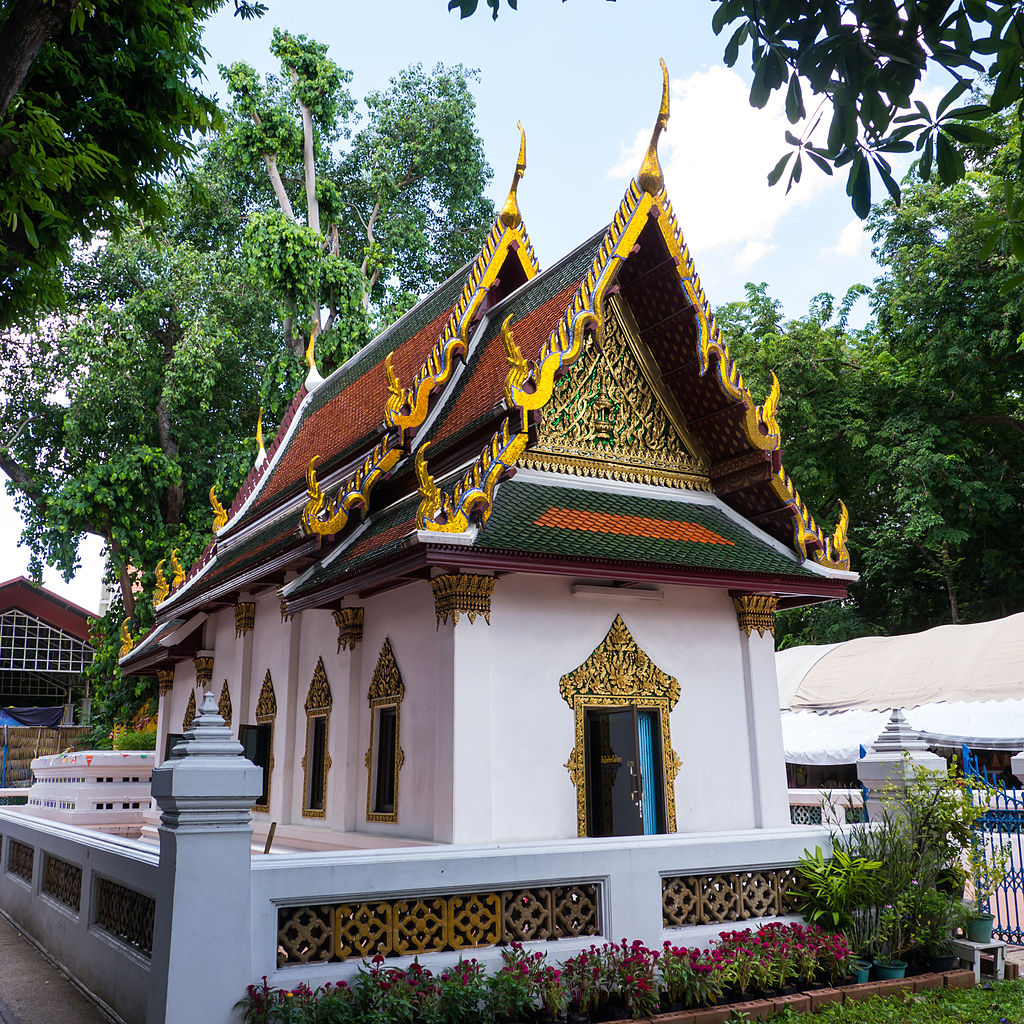 Temple de Wat Mahathat - Photo de CKasa