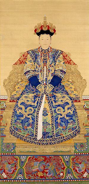 Empress Xiaohuizhang