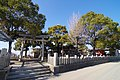 大堀八幡神社 松原市大堀4丁目 2014.1.23 - panoramio.jpg