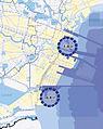 天津港的北港区和南港区示意图.jpg
