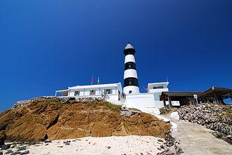 Mudouyu Lighthouse - Mudouyu Lighthouse