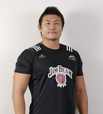 Shinya Makabe (rugby union) - Image: 真壁伸弥