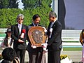 第149回天皇賞 - 149th Tenno Sho Spling (GI) - Kyoto Racecourse (May 4, 2014) (14132633623).jpg