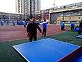 雁塔 陕师大附中分校在打乒乓球 17.jpg
