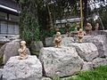頂法寺 六角堂 - 十六羅漢.JPG