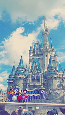 walt disney world wikipedia
