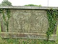 -2020-06-12 Chest tomb, Parish church of All Saints, Walcott, Norfolk (2).JPG