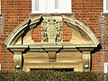 -2021-01-17 Broken pediment, Runton House, West Runton, Norfolk, England.JPG
