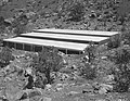 00216 Grand Canyon Water Catchment at Tuweep 1935 (4739112893).jpg