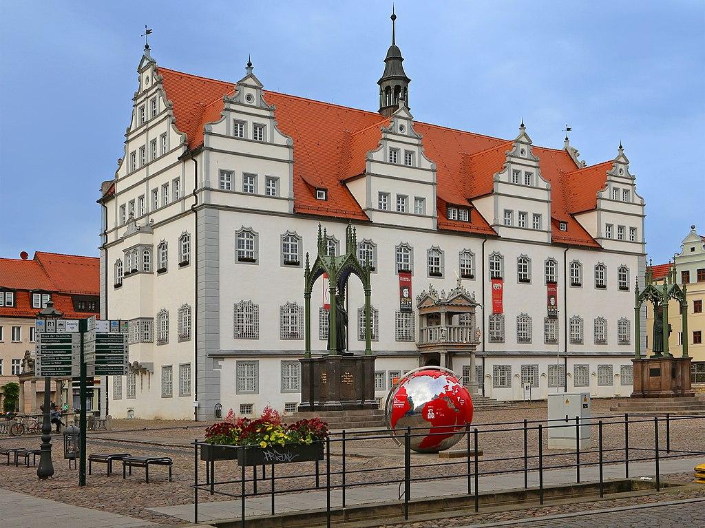 Rathaus Wittenberg (Lutherstadt Wittenberg)