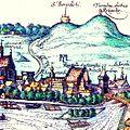 01618 Civitates orbis terrarum, Ansicht der Stadt-Casimiria von 1618.jpg
