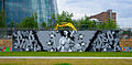 03-05-2014 - Graffiti near European Central Bank - EZB - Frankfurt Main - Germany - 04.jpg