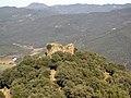 038 Torre de les Bruixes i les Guilleries, des del castell de Montsoriu.jpg