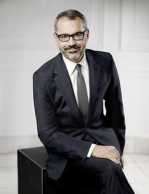 Puig (company) - Marc Puig, CEO of the company.