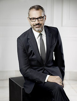 Puig (company) - Marc Puig, CEO of the company.