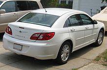 chrysler sebring wikipedia 2006 Chrysler Sebring Convertible Green 2007 chrysler sebring sedan